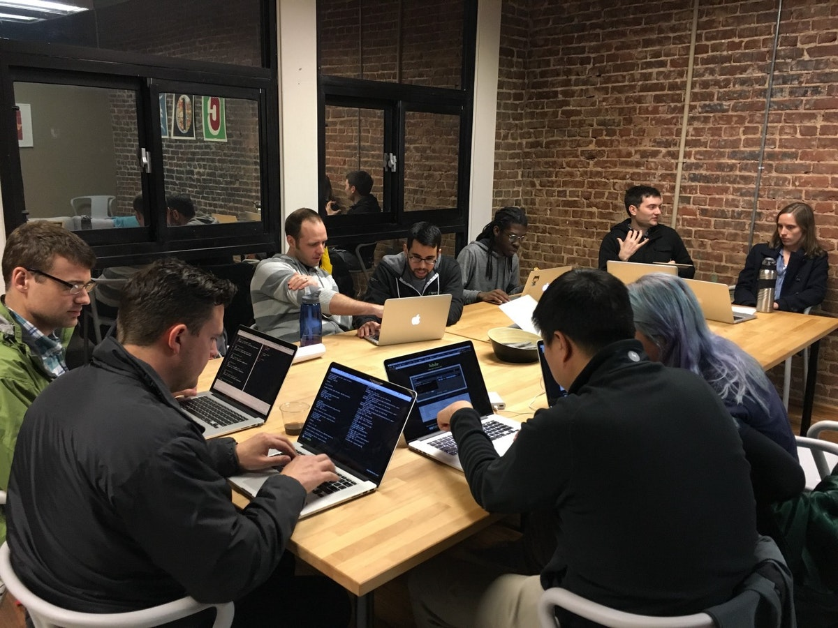 Picture of Pair Programming Meetup